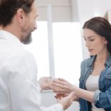 Breast implant consultation for HIV patients