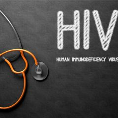 When do HIV mouth sores appear?
