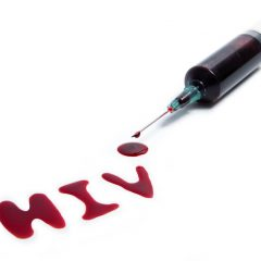 Can Dry Blood Transmit HIV
