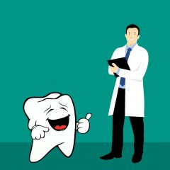 Why Do People Have Dark Gums Around Tooth?