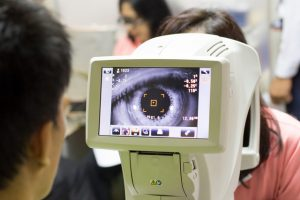 cytomegalovirus retinitis detection